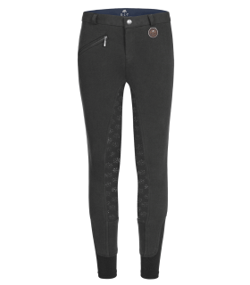 Pantalon d'équitation thermique FunSport Silikon pour enfant