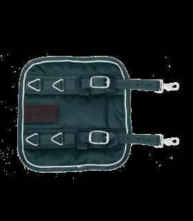 Rallonge de poitrail pour couverture
