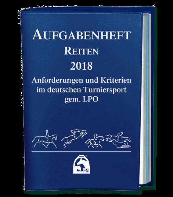 """Aufgabenheft """"06 - Reiten"""