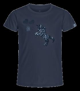 T-shirt Lucky Flora, bambina