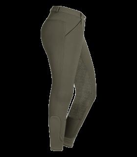 Pantaloni da equitazione Dahlia in silicone