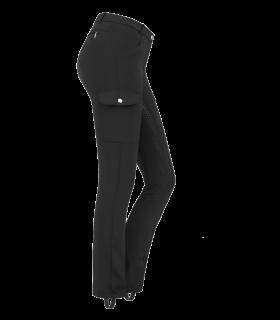 Pantaloni da equitazione Micro Jodhpur, in stile cargo e con inserto in silicone