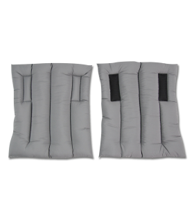 Sottofascia di ricambio per parastinchi da riposo, set da un paio