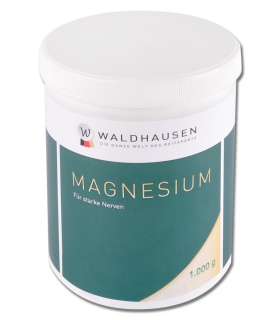 Magnesio forte - per nervi saldi, 1 kg