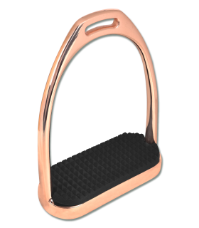 Staffe Fillis, finitura oro rosa