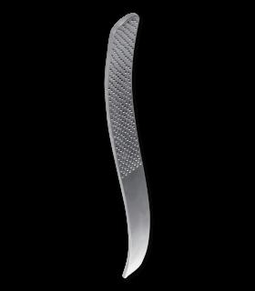 Raspa curva