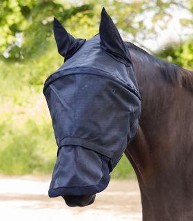Maschera antimosche PREMIUM Space con protezione per le orecchie e per il naso