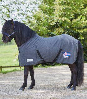 Coperta in fleece Iceland COMFORT