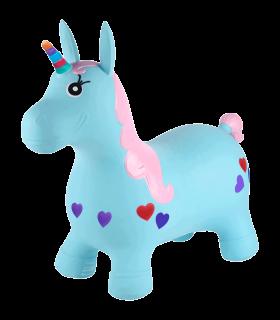 Unicorno gonfiabile Vicky