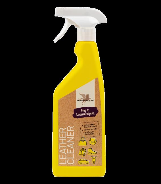 B & E Leather Cleaner - Step 1, 500 ml