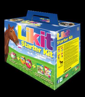 Surtido Likit starter, 6 piezas