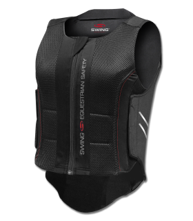 Protector de espalda P07 flexible SWING, para adultos