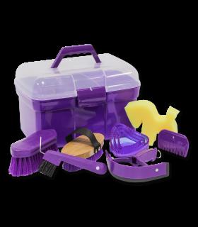 Maletín para kit de limpieza