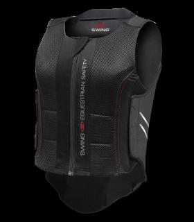 Protector de espalda P07 flexible SWING, para niños