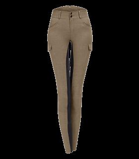 Pantalones de equitación Cargo Edda High Waist