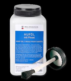 Aceite para cascos con aceite de laurel, con pincel, 500 ml