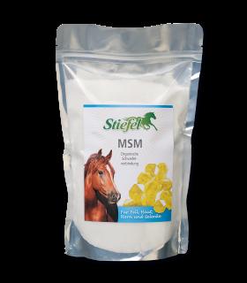 MSM Stiefel - Para pelaje, piel, cascos, articulaciones