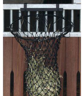 Llenador de red para heno