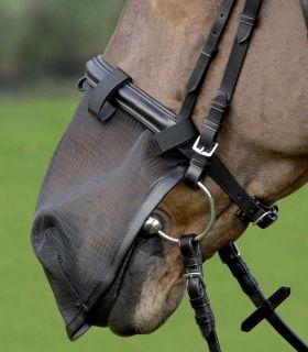Protección antimoscas para nariz, con protección UV.