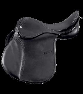 Silla de montar STAR para caballos de raza aveliñés